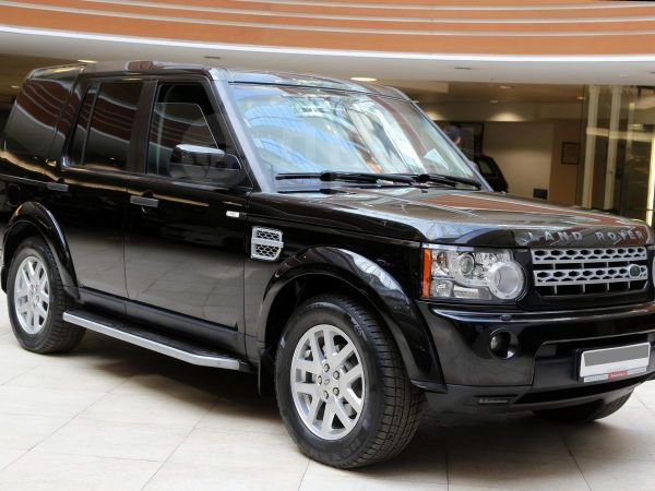 Land Rover Discovery, 2011 год, 1 350 000 руб.