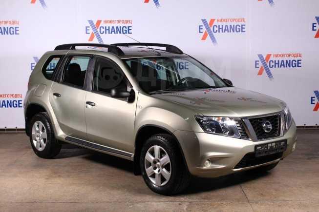 Nissan Terrano, 2015 год, 762 000 руб.