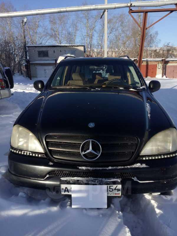 Mercedes-Benz M-Class, 1999 год, 312 000 руб.