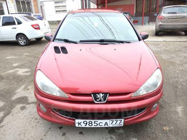 Peugeot 206, 2008 год, 238 000 руб.