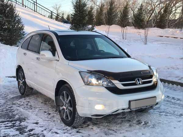 Honda CR-V, 2012 год, 1 170 000 руб.