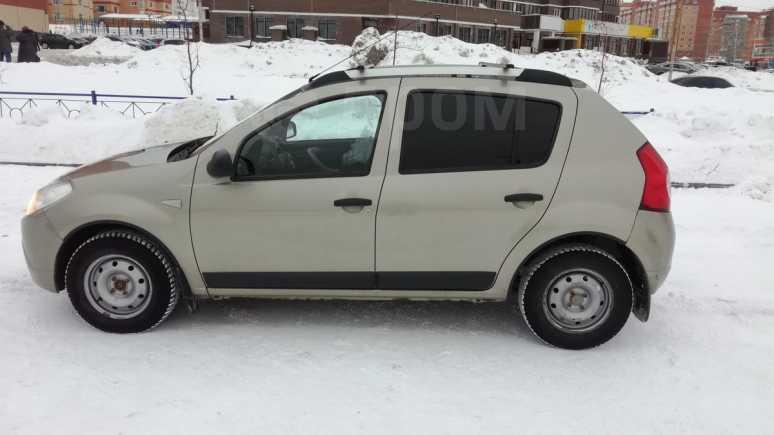 Renault Sandero, 2011 год, 330 000 руб.