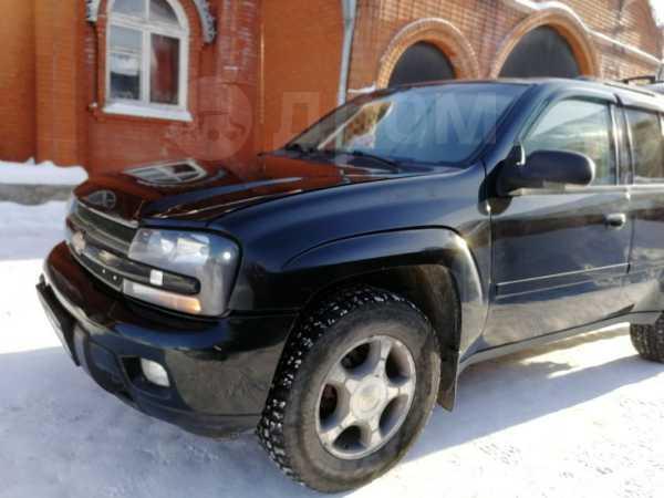 Chevrolet TrailBlazer, 2008 год, 450 000 руб.