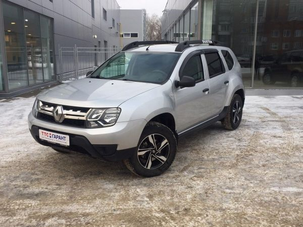 Renault Duster, 2016 год, 780 900 руб.