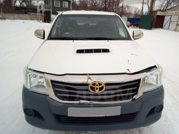 Toyota Hilux Pick Up, 2015 год, 1 060 000 руб.