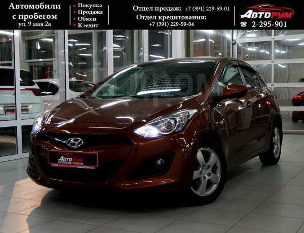 Hyundai i30, 2013 год, 697 000 руб.