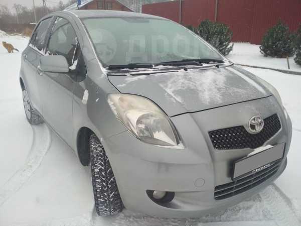 Toyota Yaris, 2007 год, 329 000 руб.