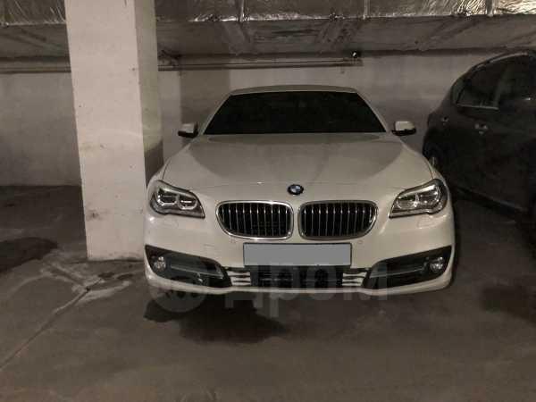 BMW 5-Series, 2016 год, 2 350 000 руб.