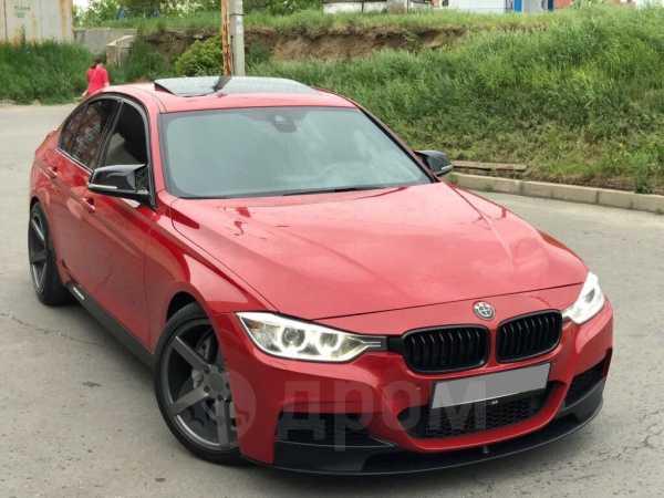 BMW 3-Series, 2012 год, 1 490 000 руб.