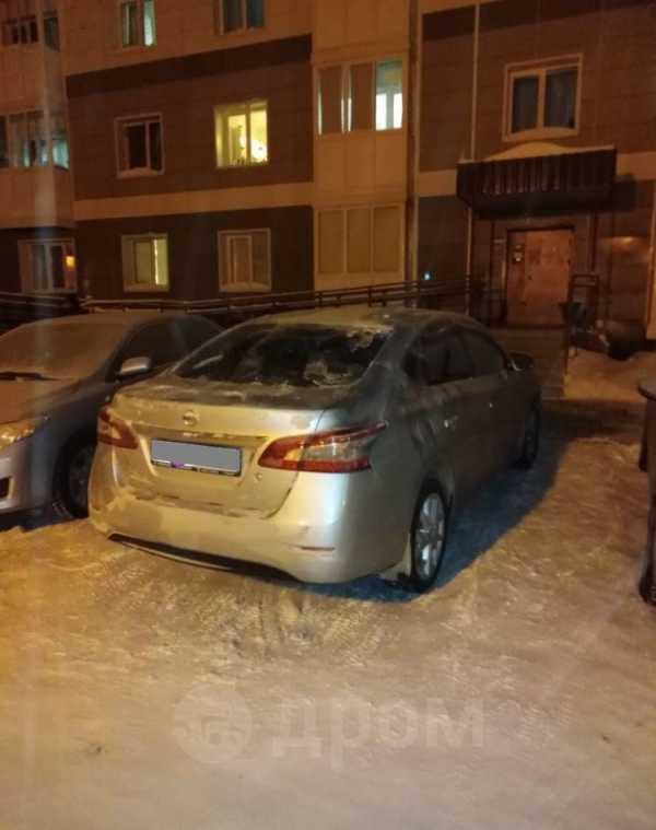 Nissan Sentra, 2014 год, 800 000 руб.