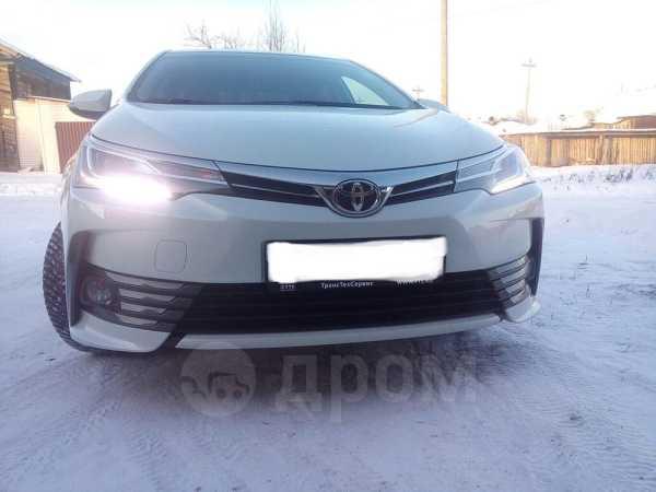 Toyota Corolla, 2017 год, 1 150 000 руб.