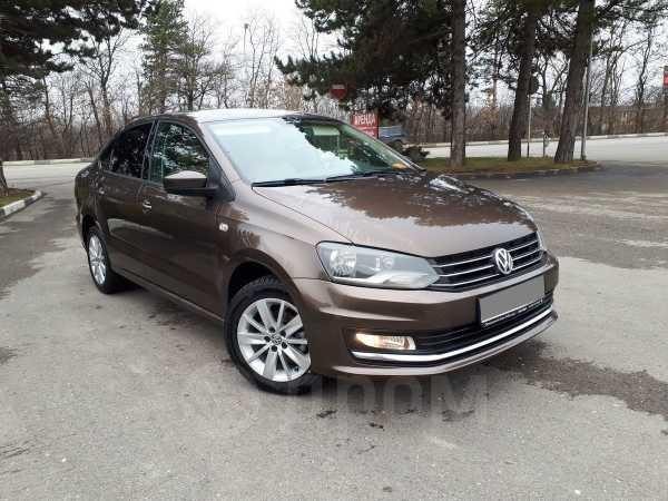 Volkswagen Polo, 2015 год, 590 000 руб.