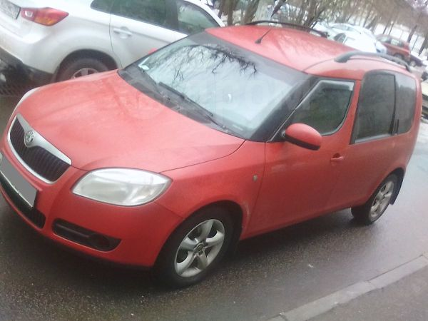 Skoda Roomster, 2010 год, 250 000 руб.