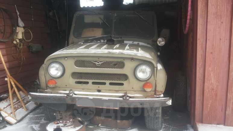 УАЗ 469, 1984 год, 90 000 руб.