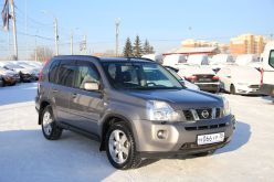 Иркутск X-Trail 2007