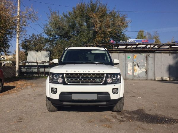 Land Rover Discovery, 2015 год, 2 000 000 руб.