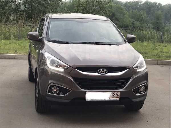 Hyundai ix35, 2015 год, 1 095 000 руб.