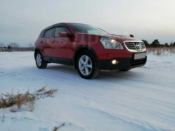 Nissan Dualis, 2007 год, 650 000 руб.