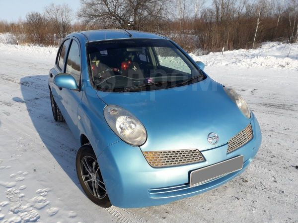 Nissan March, 2002 год, 200 000 руб.
