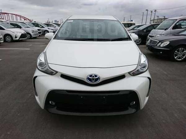 Toyota Prius a, 2016 год, 1 197 000 руб.
