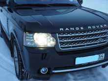 Land Rover Range Rover, 2010 г., Новосибирск