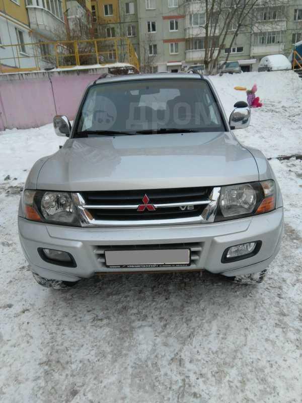 Mitsubishi Montero, 2001 год, 450 000 руб.