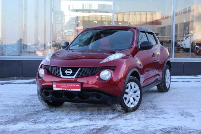 Nissan Juke, 2013 год, 727 000 руб.