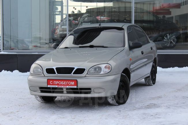 ЗАЗ Сенс, 2008 год, 104 000 руб.