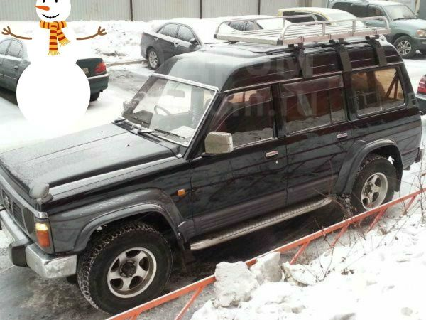 Nissan Safari, 1995 год, 650 000 руб.
