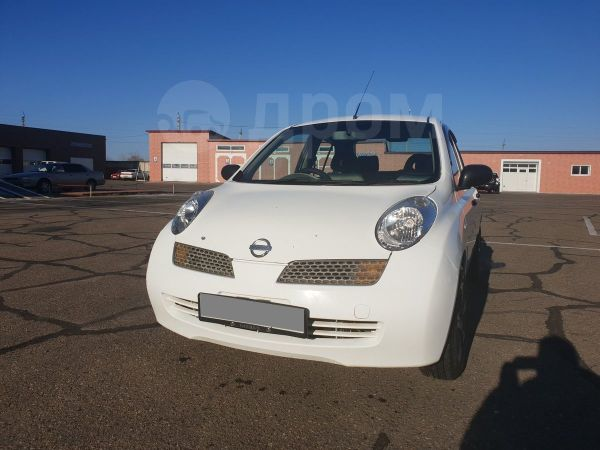 Nissan March, 2005 год, 215 000 руб.