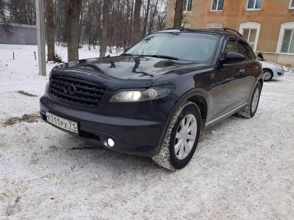Infiniti FX35, 2006 год, 610 000 руб.