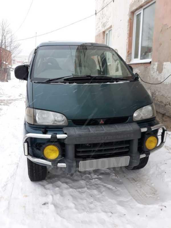 Mitsubishi Delica, 1994 год, 410 000 руб.