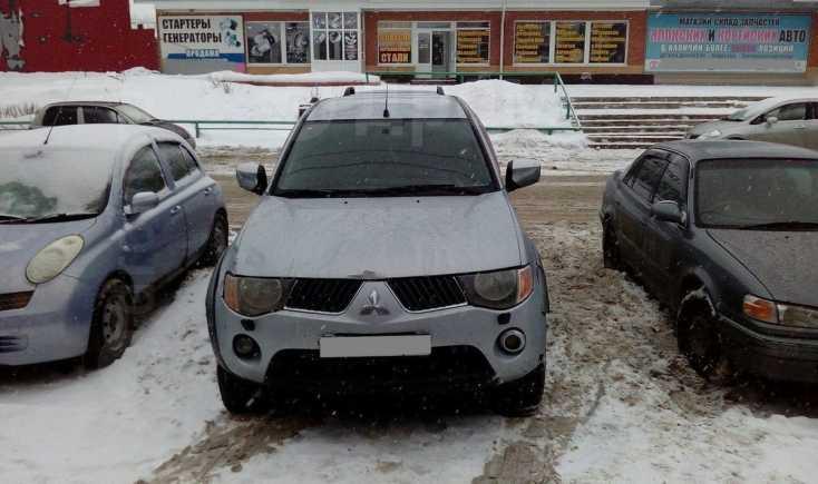 Mitsubishi L200, 2008 год, 460 000 руб.