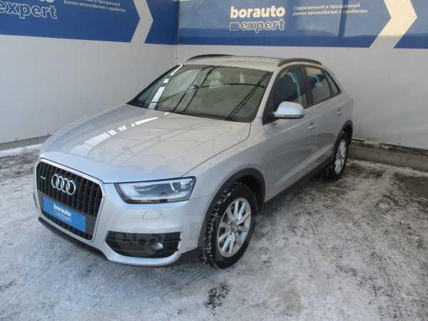 Audi Q3, 2014 год, 1 239 000 руб.