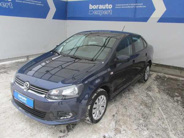 Volkswagen Polo, 2014 год, 549 000 руб.