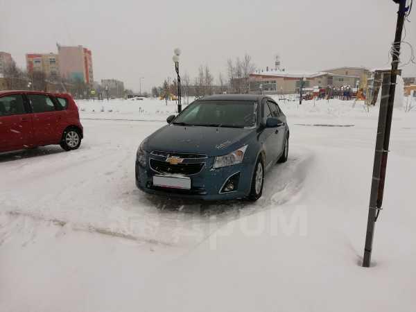 Chevrolet Cruze, 2013 год, 635 000 руб.