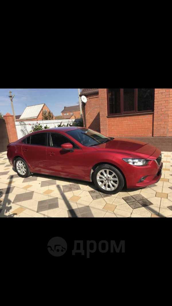 Mazda Mazda6, 2016 год, 1 000 000 руб.