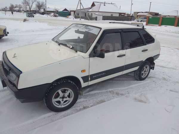 Лада 2109, 1992 год, 65 000 руб.