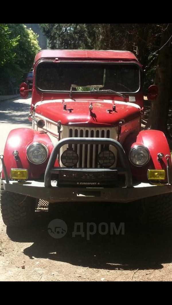 ГАЗ 69, 1972 год, 160 000 руб.