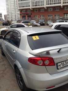 Chevrolet Lacetti, 2008 г., Красноярск