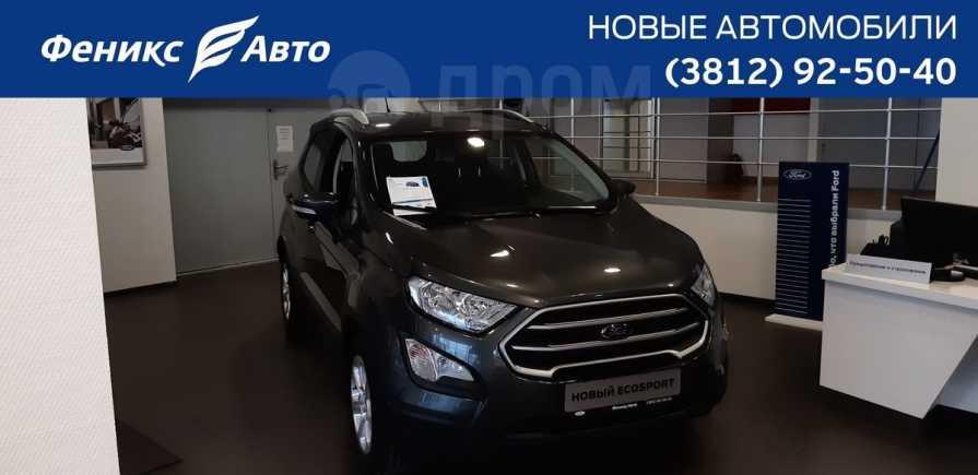 Ford EcoSport, 2018 год, 1 268 000 руб.