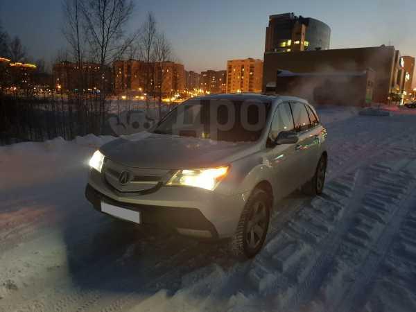 Acura MDX, 2007 год, 830 000 руб.