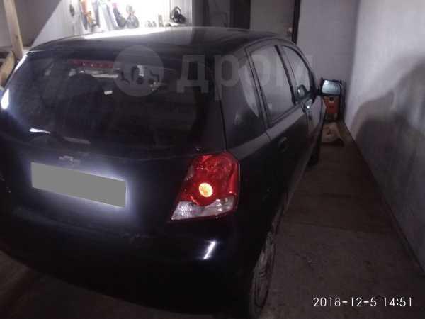 Chevrolet Aveo, 2007 год, 145 000 руб.