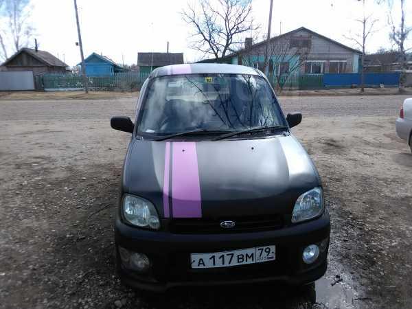 Subaru Pleo, 2001 год, 120 000 руб.
