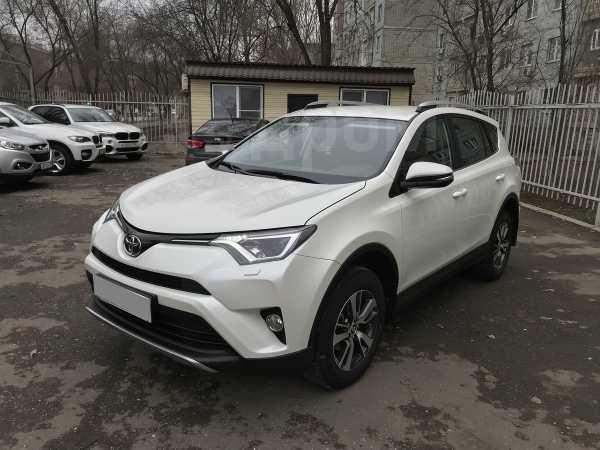 Toyota RAV4, 2017 год, 1 580 000 руб.