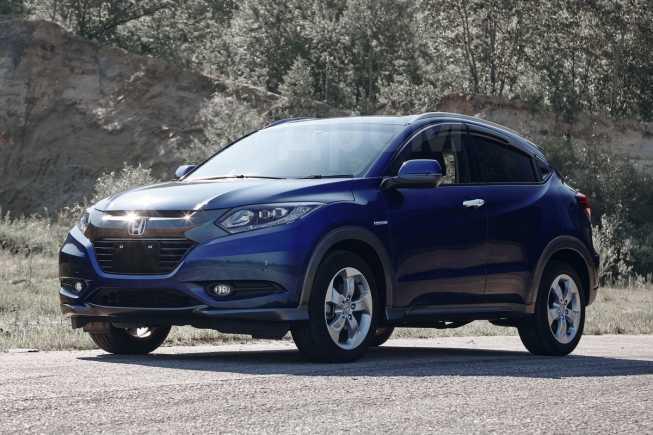Honda Vezel, 2014 год, 1 100 000 руб.