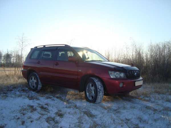 Toyota Kluger V, 2001 год, 510 000 руб.