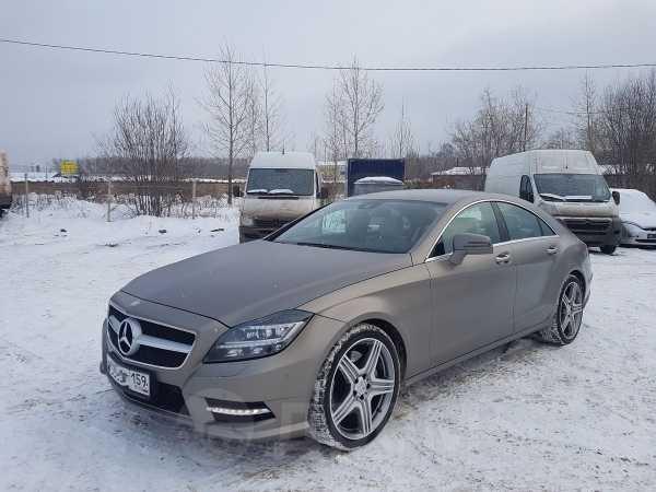 Mercedes-Benz CLS-Class, 2013 год, 1 620 000 руб.