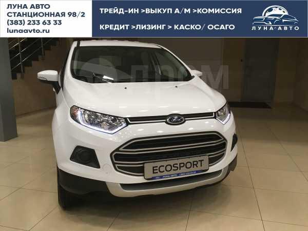 Ford EcoSport, 2018 год, 999 000 руб.