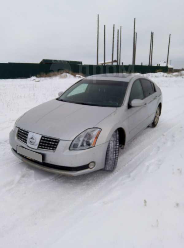 Nissan Maxima, 2005 год, 500 000 руб.